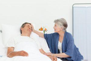 Главная проблема лежачих инсультных больных