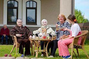 Пансионат для пожилых