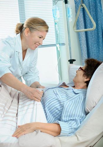 Услуги пансионатов для тяжелобольных