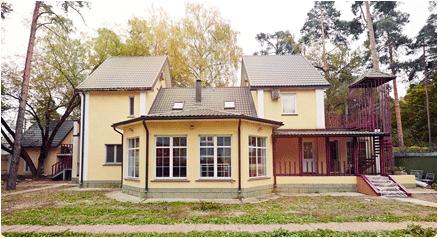 Дома престарелых в Киеве