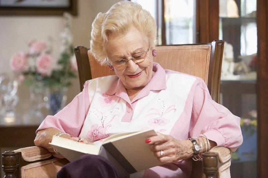 досуг в доме престарелых в Ильском