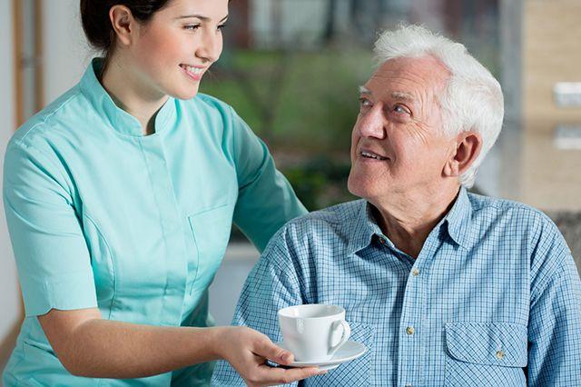 услуги дома престарелых