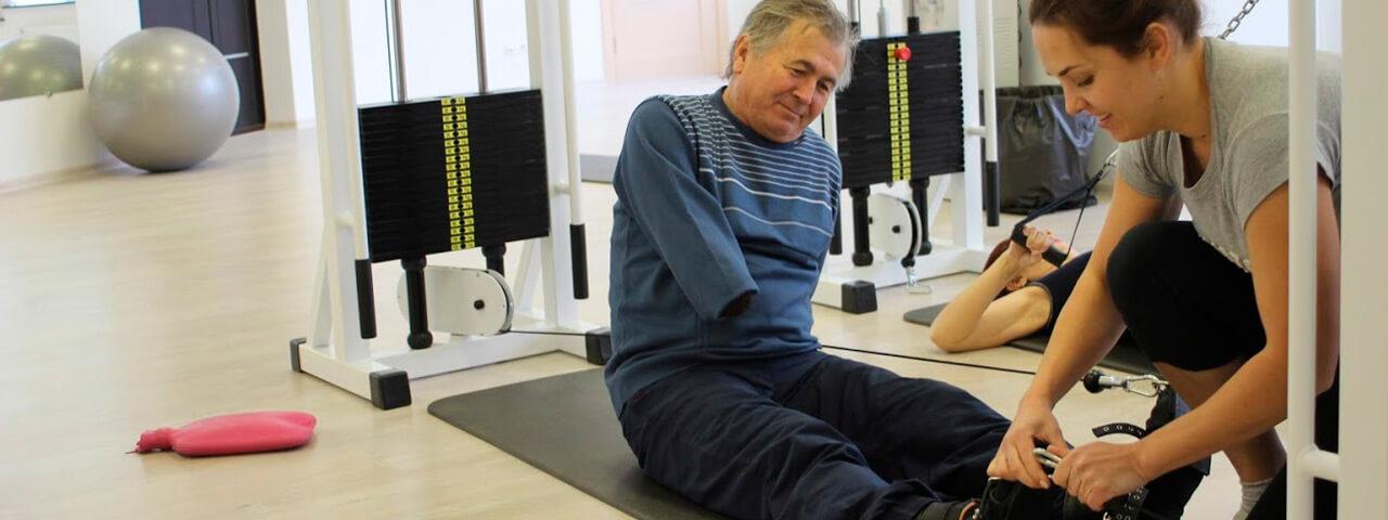 восстановительные процедуры при травмах