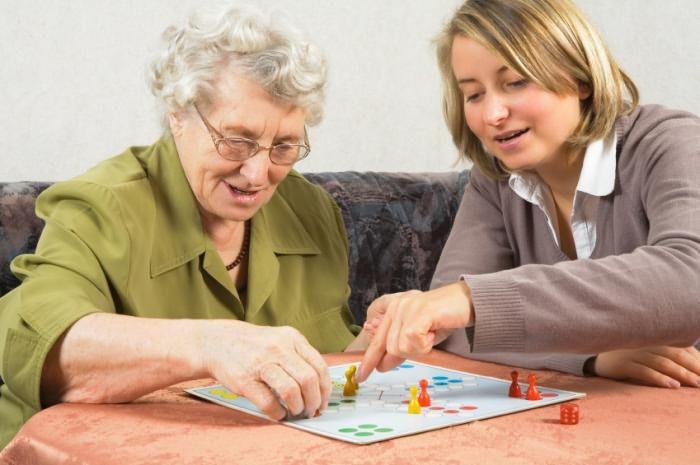 патронаж над пожилыми людьми