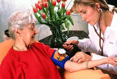 услуги для пожилых