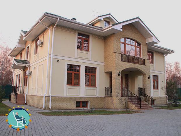 дом в Киеве