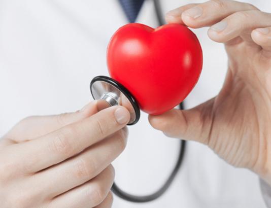 наблюдение за работой сердца