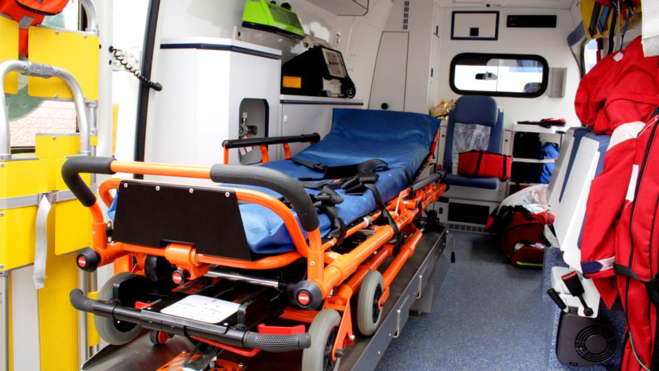 сервис транспортировки больных