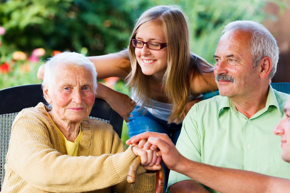 ухаживание при деменции
